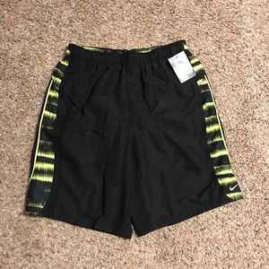 Men's M Nike swim shorts NWT
